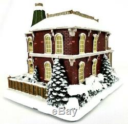 2005 Hawthorne Village Old Granville House It's a Wonderful Life with COA
