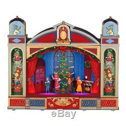 2019 LEMAX Holiday House Village CHRISTMAS BALLET Sights & Sounds