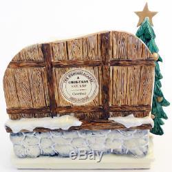 A CHRISTMAS EVE NAP Hummelscapes #1022-D & A Nap Hummel #534 NEW IN BOX