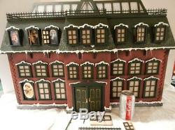 Advent House Christmas Vacation Large Model 32 Wide