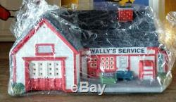 Andy Griffith Christmas Village by Hawthorne