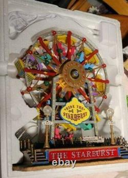 Animated LEMAX, Carnival Collection THE STARBURST ITEM # 64489 (Retired 2006)