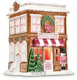 Bath & Body Works Christmas Gingerbread House Luminary Holiday Candle Decor 2019