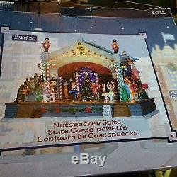 Carole Towne Lemax Lighted Musical Animated Nutcracker Suite Christmas Collect