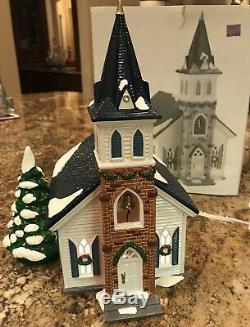 Christmas Lighted House Village Accessories People Figurines Lemax