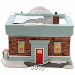 D56 National Lampoon's Christmas Vacation Snow Village Jelly of The Month Club