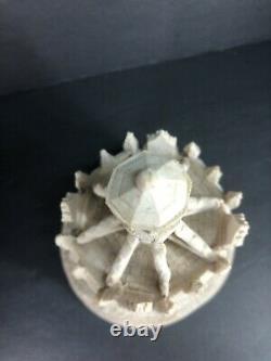 David Winter Most Rare! Chichester Cross White Version Mint Perfect
