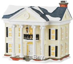Department 56 4049650 Christmas Boss Shirley's House, 9L x 7W x 6-1/2H