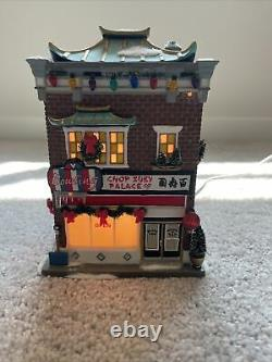 Department 56 A Christmas Story Chop Suey Palace