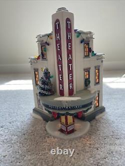 Department 56 A Christmas Story Village The Uptown Theater