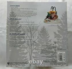 Department 56 Christmas Vacation Clark's End Run 2021 NEW Snow Village 6007625