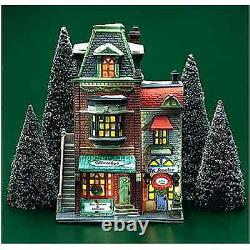 Department 56 Christmas in the City Dorothy's Dress Shop (56.59749)