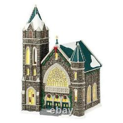 Department 56 Church of the Advent #4044792 Christmas in the City