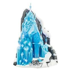 Department 56 Disney Frozen Village Elsa's Ice Palace Discontinued