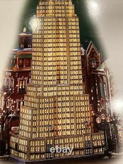 Department 56 Empire State Building Christmas In City 56.59207 NEW