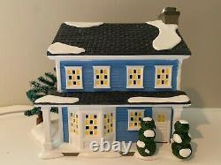 Department 56 National Lampoons Christmas Vacation Todd And Margo's House