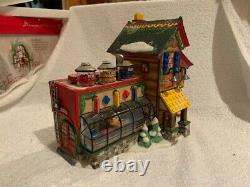 Department 56 North Pole Lego Building Creation Station (#56.56735) (Inv #6)
