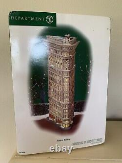 Department 56, RARE, Christmas in the City, Flatiron Building, #56.59260