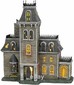 Department 56 Snow Village Halloween The Addams Family House (6002948)