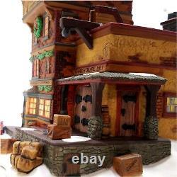 Dept 56 1997 East Indies Trading Co Heritage Dickens Village #58302-U1