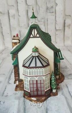 Dept 56 Christmas In The City Tavern In The Park 58928 Retired Rare