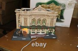 Dept 56 Christmas in the City UNION STATION Animated 805532