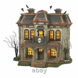 Dept 56 ELVIRA'S HOUSE Mistress Of The Dark 6005475 BRAND NEW 2021 IN STOCK