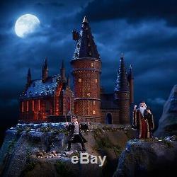 Dept 56 Harry Potter Christmas Village Hogwarts Great Hall & Tower 6002311 NIB