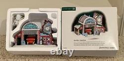 Dept. 56, North Pole, Lot of 10 with The Peanut Brittle Factory 56.56701
