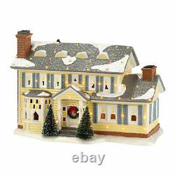 Dept 56 Snow Village Christmas Vacation Griswold Holiday House 4030733 BRAND NEW