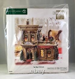 Dept 56 THE REGAL BALLROOM 799942 CHRISTMAS IN THE CITY Limited Edition D56 NEW