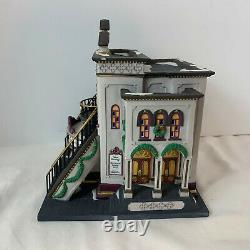 Dept. 56 The Majestic Theater Christmas in the City 25 Years Limited Edition