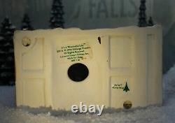 ENESCO ITS A WONDERFUL LIFE VILLAGE- American Florist Shop item 400712 (With BOX)