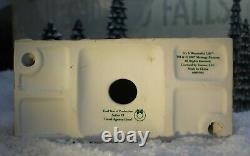 ENESCO ITS A WONDERFUL LIFE VILLAGE- Bedford Falls Post Office (WITH BOX)