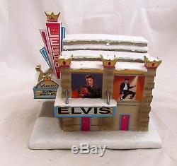 Elvis Love Me Tender Legend Movie Theater Theatre Christmas Hawthorne Village