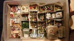 HUGE Department 56 Snow Village Lot! PRICED TO SELL