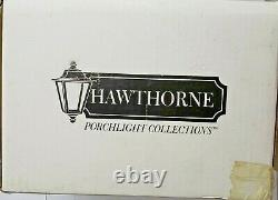 Hawthorne Village 1995 Welcome To Mayberry Floyd's Barber Shop #79722 COA & Card