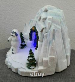 Hawthorne Village Christmas At Bumble's Rudolphs Town Collection New COA Rare