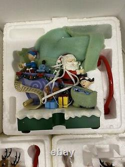 Hawthorne Village Island Of Misfit Toys Rankin Bass TableTop Decor Lot Of 5