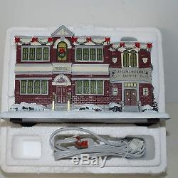 Hawthorne Village It's A Wonderful Life Bedford Falls High School