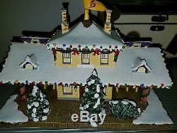 Hawthorne Village Los Angeles Lakers Christmas Village