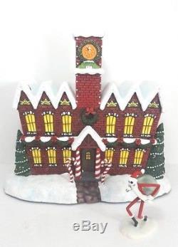 hawthorne village nightmare before christmas santa claus workshop - Hawthorne Village Nightmare Before Christmas