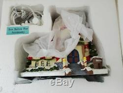 Hawthorne Village North Pole Observatory Rudolphs Christmas Town Collection RARE