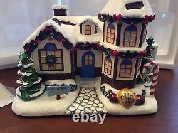 Hawthorne Village Rudolph's Christmas Town Jingle, Jingle Jingle Bell Shop