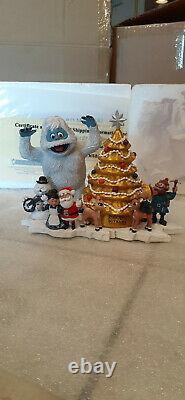 Hawthorne Village Rudolph's Christmas Town, Rudolph's 50th Anniversary NEW RARE