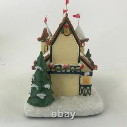 Hawthorne Village Rudolphs Christmas Town Songs For Santa Opera House Lighted