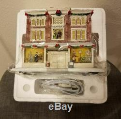 Hawthorne Village Weavers Department Store Mayberry Christmas Village Collection