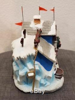 Hawthorne Village Yukons Adventurers Training Camp Rudolphs Christmas Town RARE