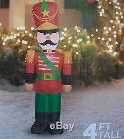 Holiday Time Toy Soldier Outdoor Decor, New