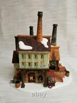 Huge Collection Of Department 56 New England Village Lot Of 55 Pieces With Boxes